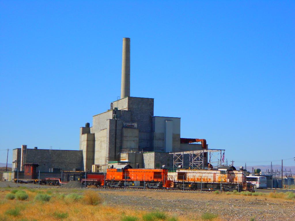 B Reactor on Foundation Blueprints