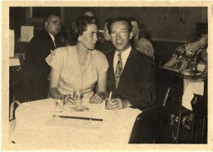 Willy and his wife Julie