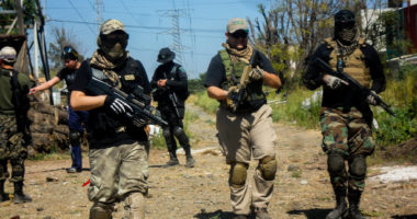 private military contractors salary