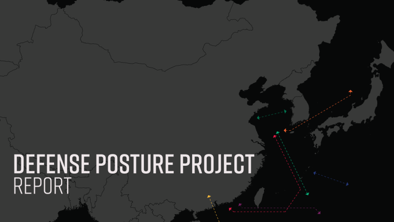 Over the Line: The Implications of China's ADIZ Intrusions in Northeast Asia