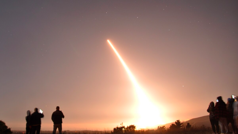 Majority of voters support ICBM replacement alternatives, new poll finds