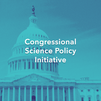 Congressional Science Policy Initiative