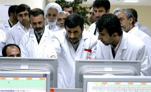 Iran is having problems with enrichment product estimation